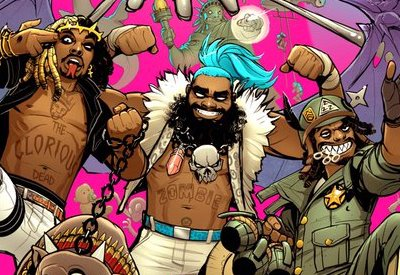 Album Review Flatbush Zombies 3001 A Laced Odyssey